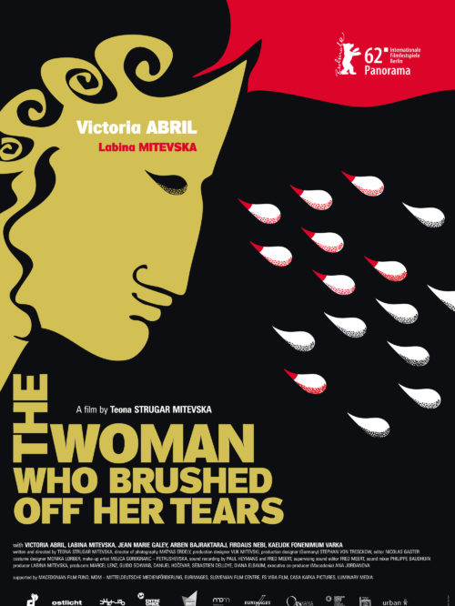 Urban Distrib - The Woman Who Brushed Off Her Tears
