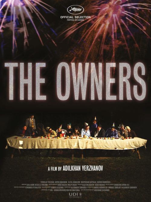 Urban Distrib - The Owners