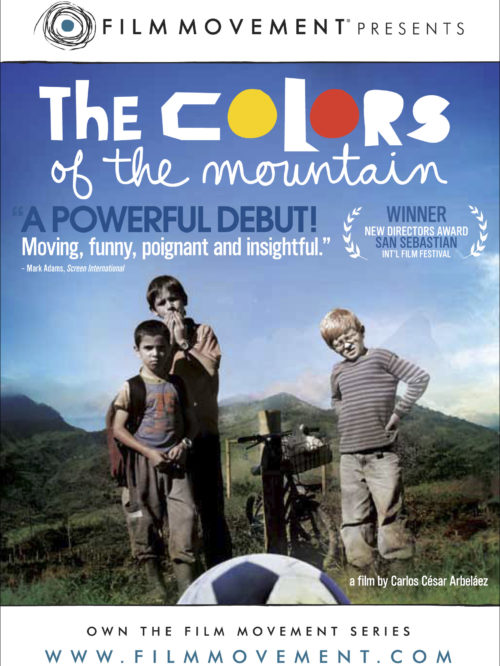 Urban Distrib - The Colors of the Mountain