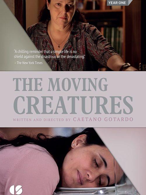 Urban Distrib - The Moving Creatures