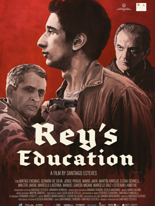 Urban Distrib - Rey's Education