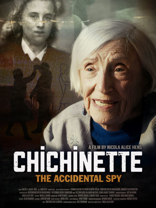 Urban Distrib - Chichinette – How I Accidentally Became a Spy