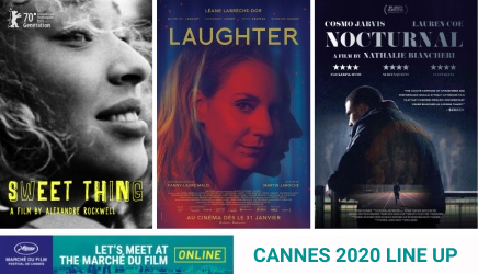 Urban Distrib - Cannes 2020 line-up