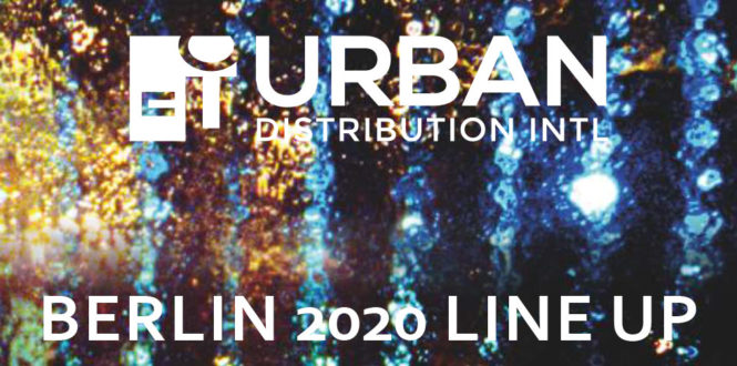 Urban Distrib - Berlin 2020 Line-up