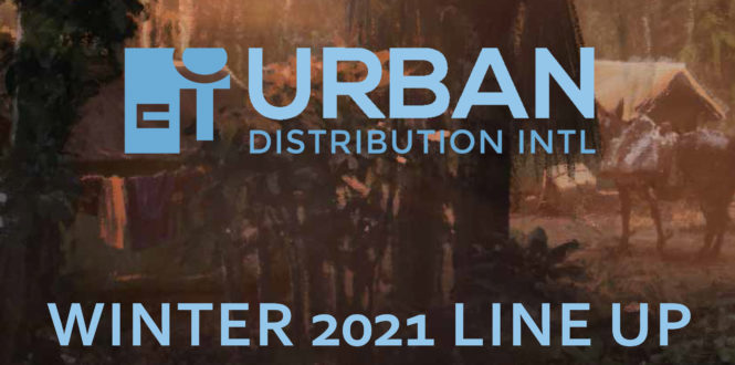 Urban Distrib - Winter 2021 line-up